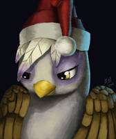 Santa Claws by MaroonIllustrator