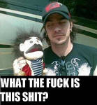 Adam Gontier: What the fuck is this shit?