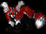 Red Fennec by GermanDark