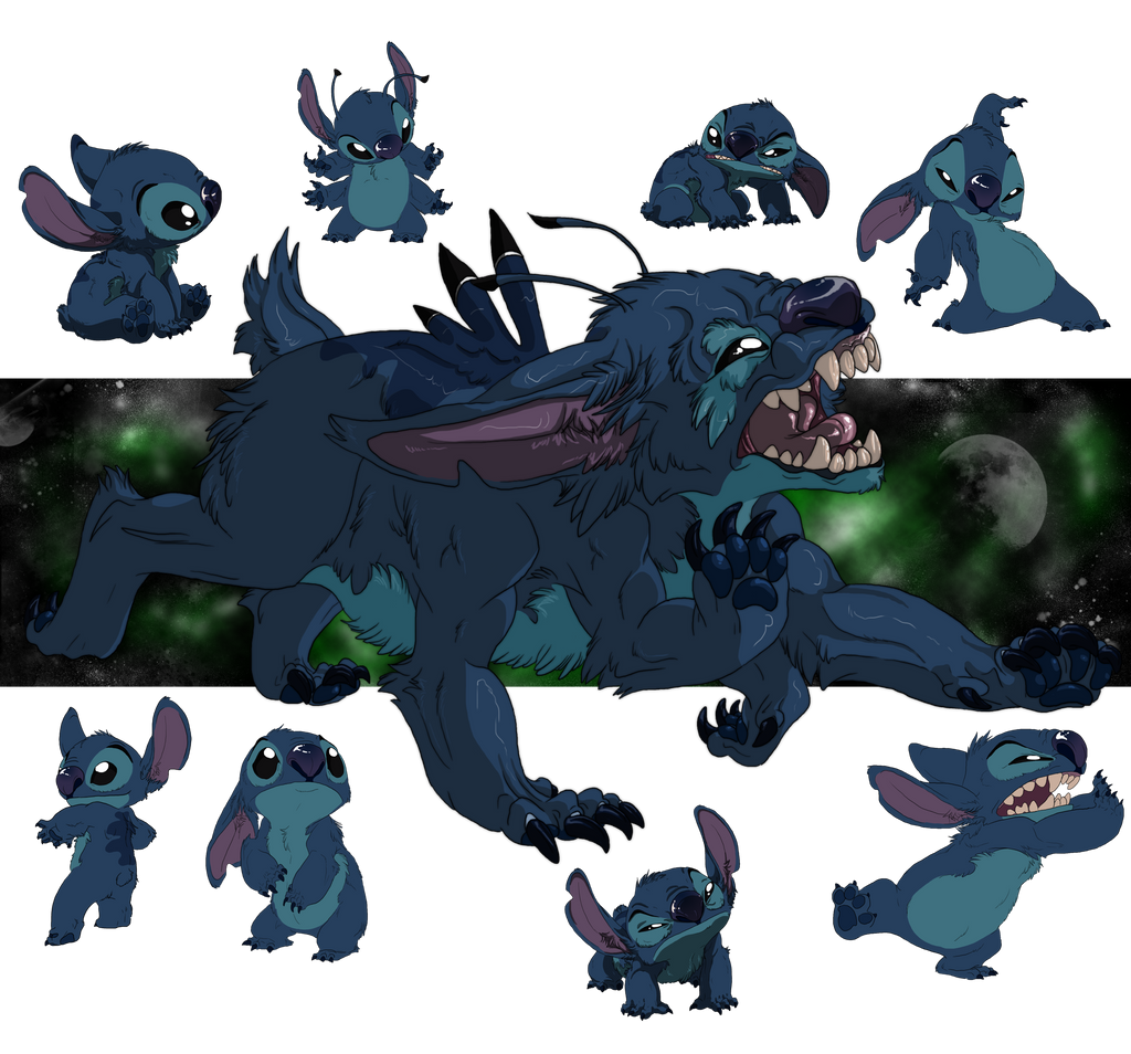 Stitch by GermanDark on DeviantArt