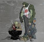 last few batman villains