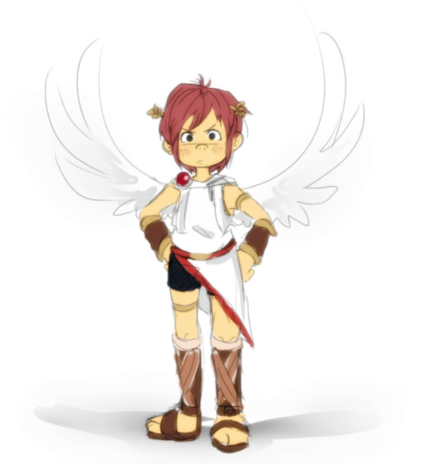 Snap Kid Icarus By PlushPit On DeviantArt Photos Pinterest