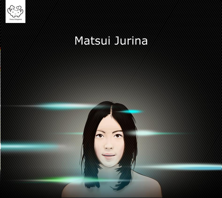 Matsui Jurina by fauzyedugawa