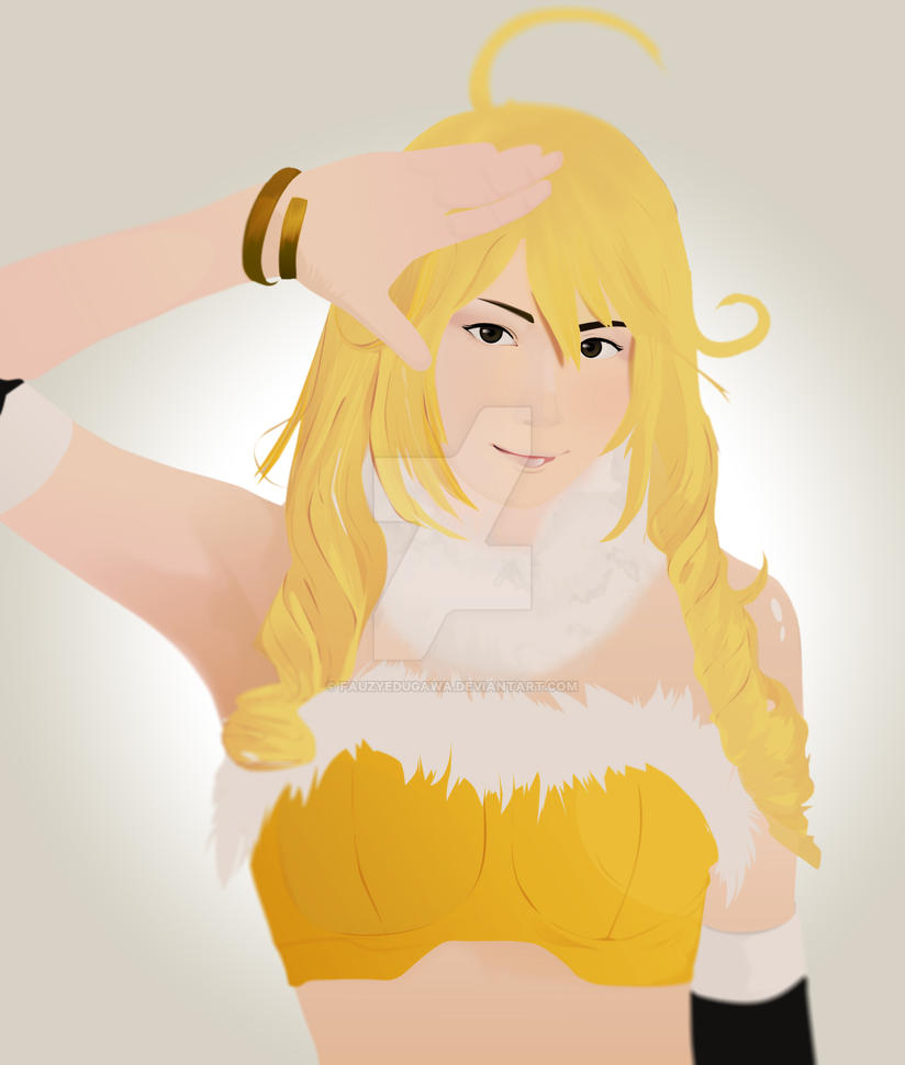 Yang Xiao Long Wets The Bed And Put In Diapers