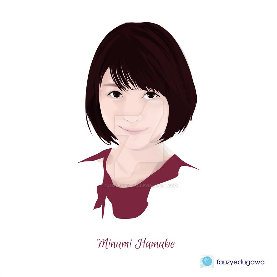 Minami Hamabe by fauzyedugawa