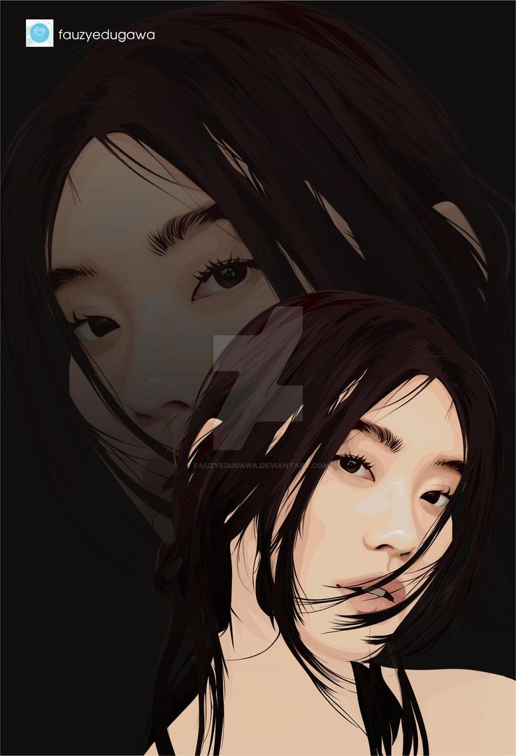 The Girl by fauzyedugawa