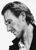 Ralph Fiennes by WickedIllusionArt