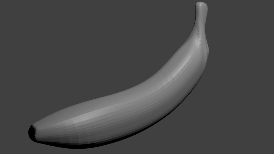 Banana by damperthedizzy