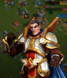 Commander by Ainama