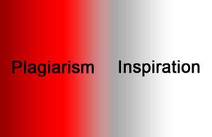 Plagiarism vs Inspiration 101 by Cymae