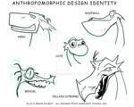 Anthropomorphic Character Individuality