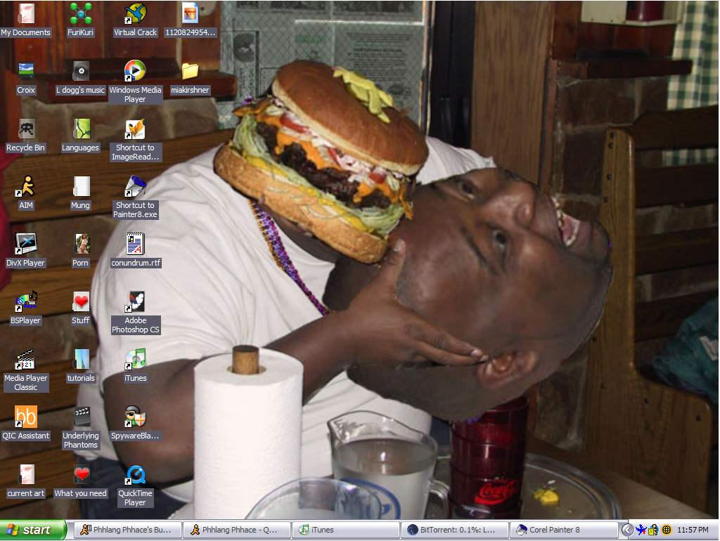 burger by theinterloper
