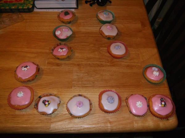 xo-Fairy Cakes-xo by DeltaZelda