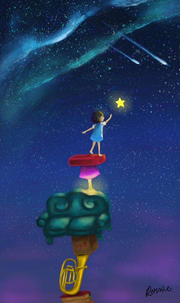Follow Your Dreams by Monika007
