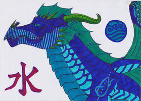 Dragoness Of The Sea