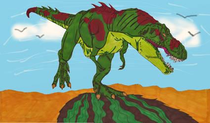 Dino Squad - Max [Tyrannosaurus]