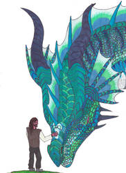 The Magus and the Dragoness
