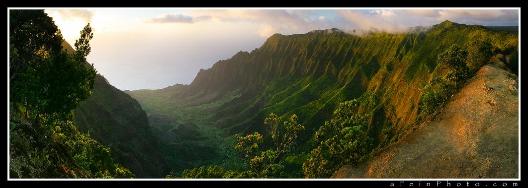 Kalalau Overlook by aFeinPhoto-com