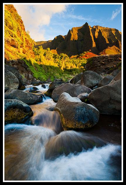 Kalalau Color Flow by aFeinPhoto-com