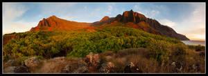 Kalalau Valley to Coast