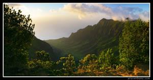 Kalalau Overlook II by aFeinPhoto-com