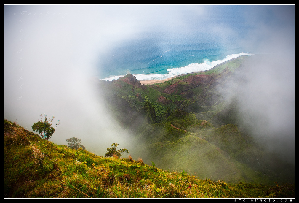Kalalau Love by aFeinPhoto-com