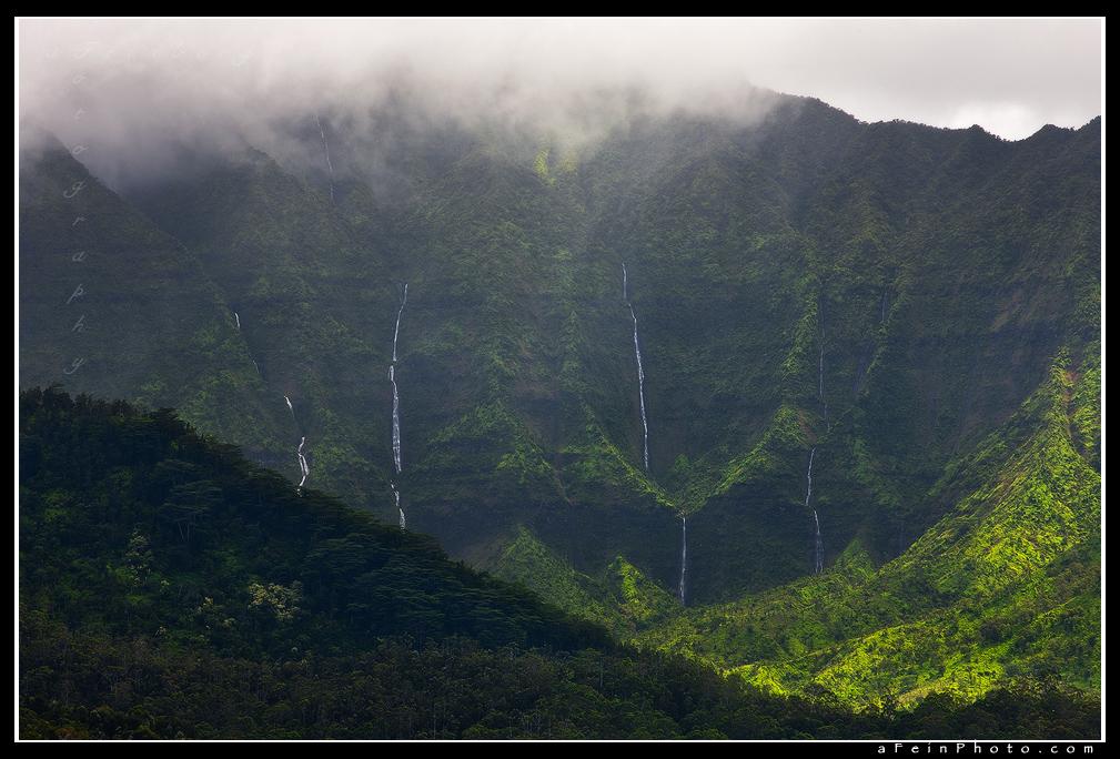 Glowing Falls II by aFeinPhoto-com