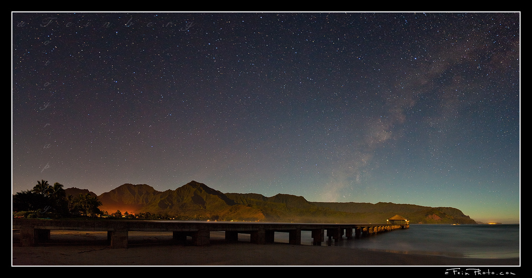 Hanalei's Cosmic Cosmos by aFeinPhoto-com
