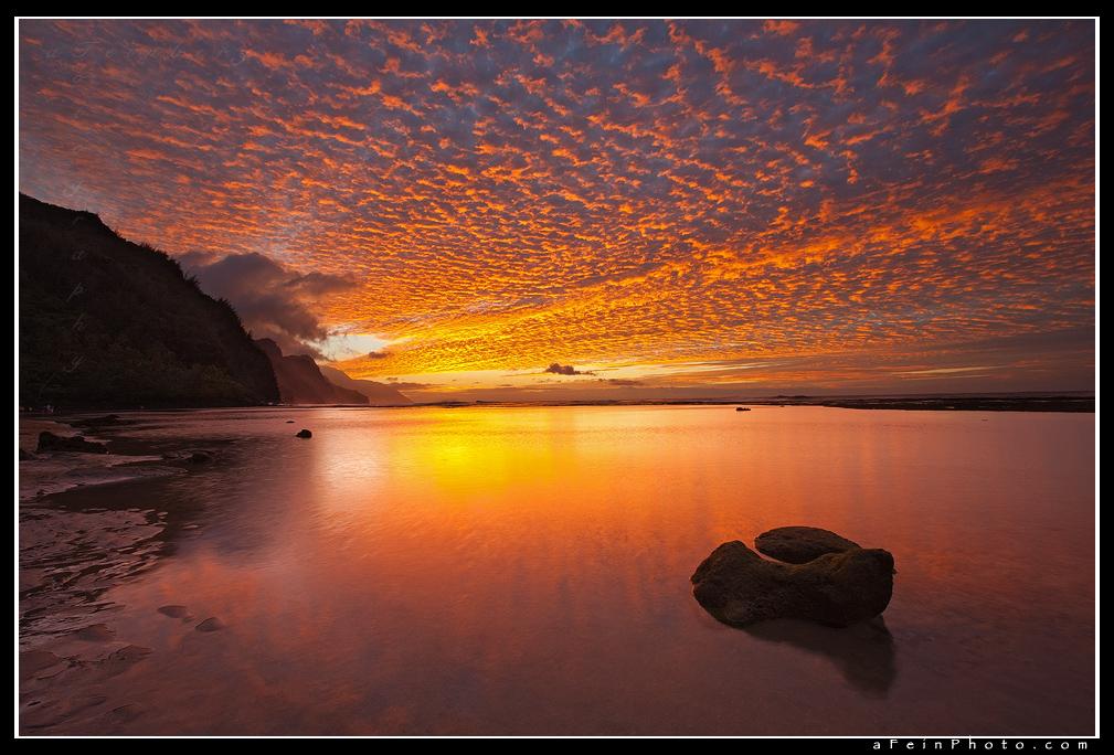 Ke'e En Fuego by aFeinPhoto-com