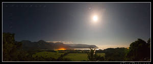 Hanalei By Moonlight by aFeinPhoto-com
