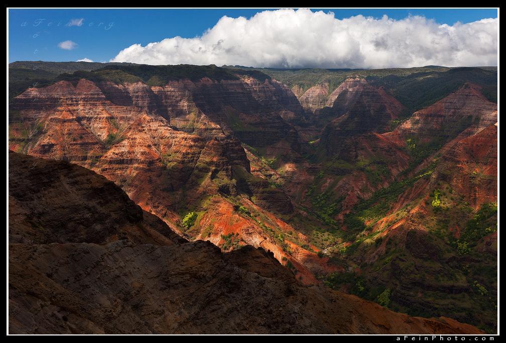 Waimea Canyon by aFeinPhoto-com