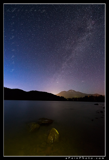 Shasta Stars by aFeinPhoto-com