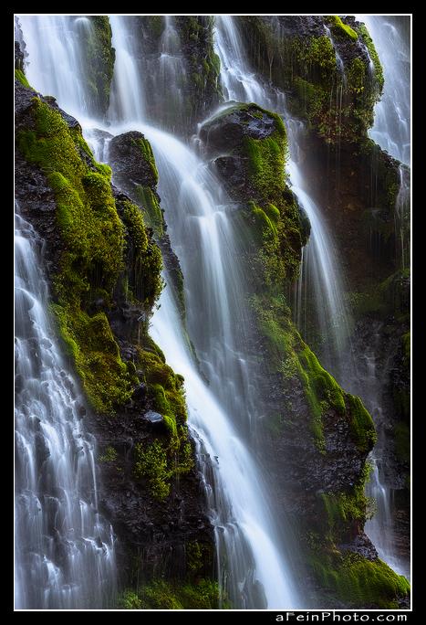 Burney Falls I by aFeinPhoto-com