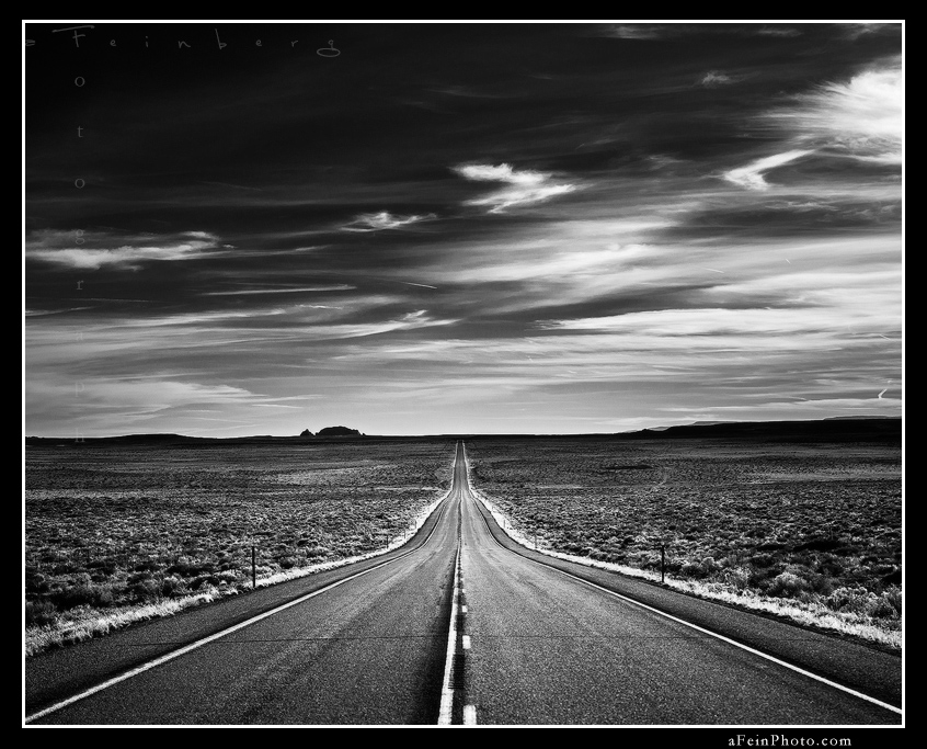 On The Road by aFeinPhoto-com