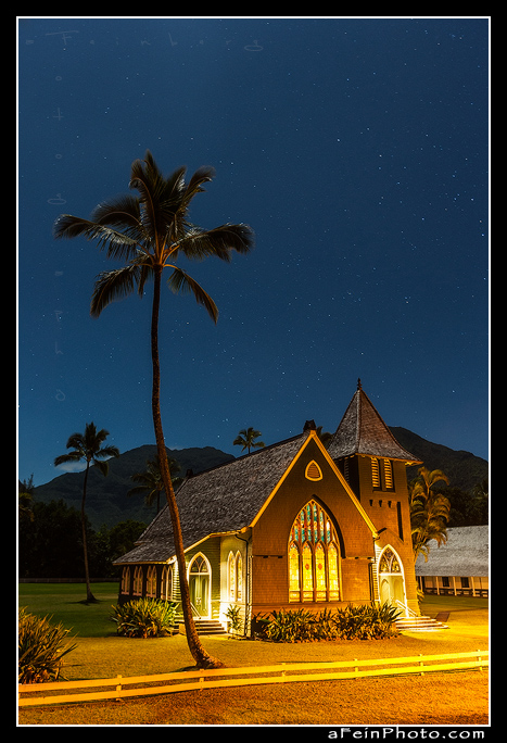 Waioli By Moonlight by aFeinPhoto-com