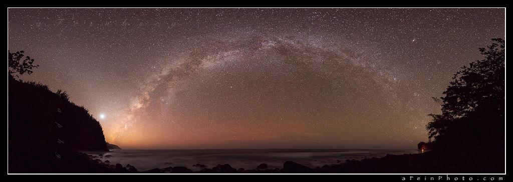 Edge Of The Galaxy by aFeinPhoto-com