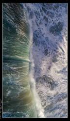 Untitled Aerial Wave - Kauai