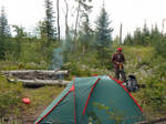And Lastly The Camp Site