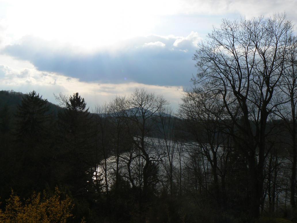 Gentle Pond by nwinder