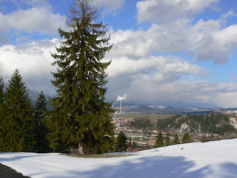 View from Vlkolinec