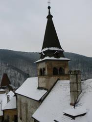 One church at Orava