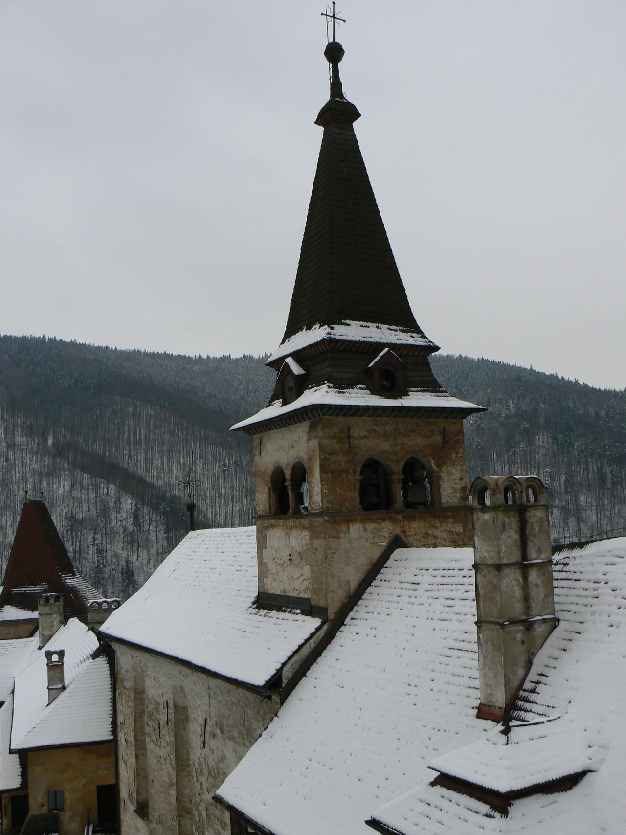 One church at Orava by nwinder