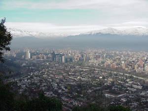 Above Santiago