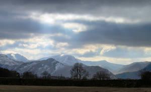 Scottish Sky Standing Stones