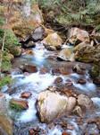Lower Gorge Creek Falls