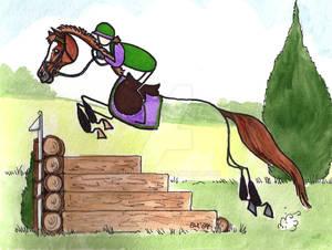 STICK HORSES RULE