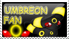 Umbreon Stamp