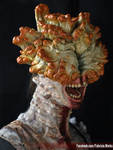 Clicker - Life size bust