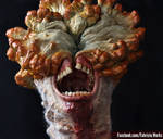 Clicker 1.1 scale bust from The Last of Us