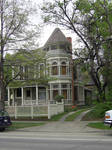 Victorian House Stock 2